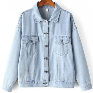 Jackets & Blazers - 🎁 Boyfriend Denim Jacket